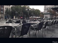 November Rain, Plaza de Santa Ana