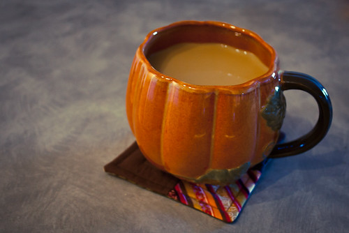 Pumpkin Cup Coffee