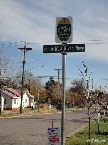 Bicycle Wayfinding Signage
