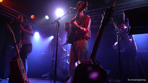 Stornoway(UK) at Boule Noire, Paris