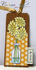 "TD06 Anything but a card - ""Bookmark"""