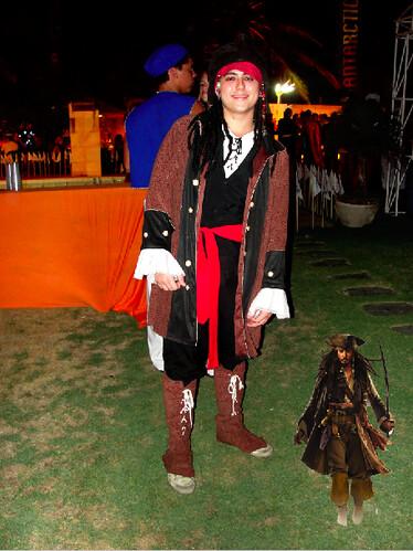 Pedro Lacerda - Halloween do Varanda's 06/11/10