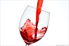 Splash in a glass - Explore [FrontPage] (pascalbovet.com) Tags: red glass wine drink wineglass splash pour arduino lesson5 strobist highspeed101