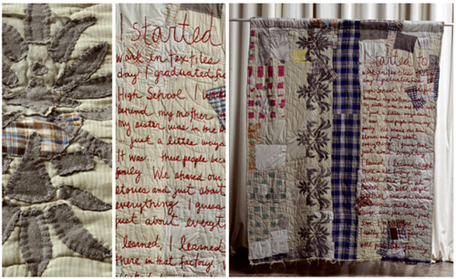 Patchwork Inspiration: Alabama Chanin