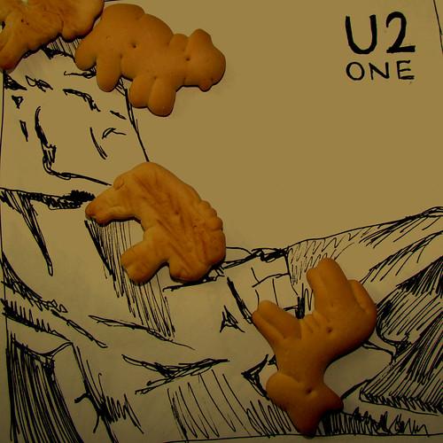 u2 cancion one: