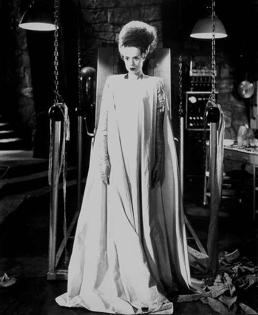 The Bride of Frankenstein (Universal, 1935) 5