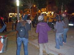 Feria Comercio Justo. Toledo. NOV 2010 - 31 - La actuación