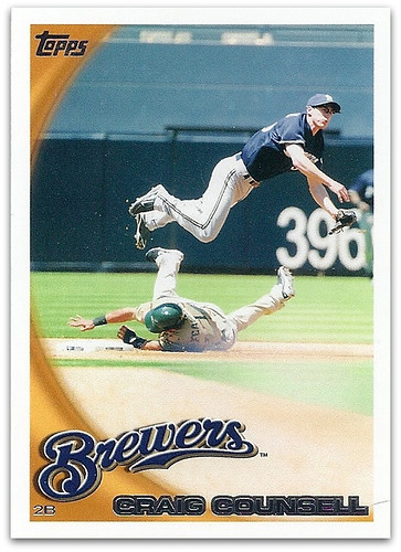 2010 Topps Craig Counsell