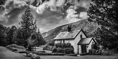 The Clearing, Glendalough (NeicyMurphy) Tags: glendalough opw ireland wicklow leinster tourism mono monochrome monastic bw ancienteast bordfailte irish wicklownationalpark nikon nikond7000 18105 irelandsancienteast