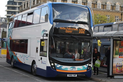 20170415 - 2393 - Stagecoach South East (East Kent) - Enviro