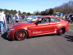 BMW M4 (911gt2rs) Tags: treffen meeting show event tuning tief low stance f82 4er coupe breit widebody breitbau bodykit libertywalk lbperformance bimmer rot red spoiler heckflügel f32