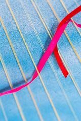 String Kite 7 (fsm vpggru) Tags: macro string art craft kite thread pins