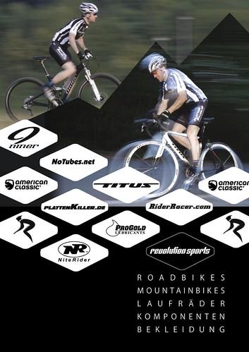 Revolution Sports Katalog 2010