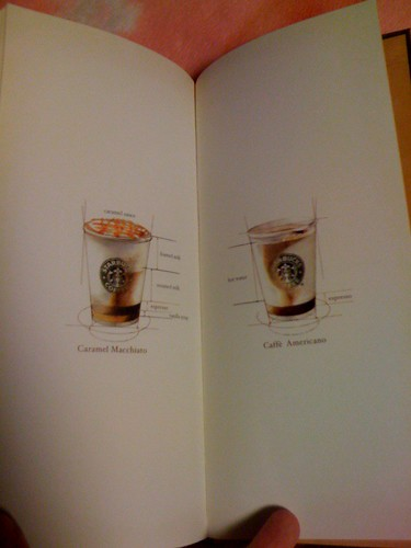 Starbucks Original Diary 2010