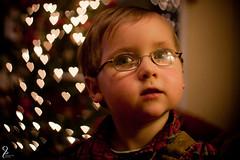Elliot at Christmas