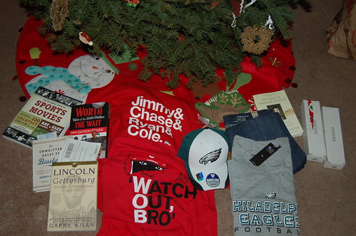 First Married Christmas: All the gifts