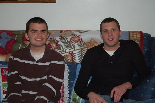 Steve and Sean.