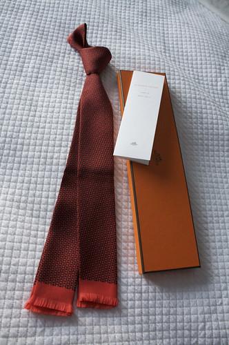 Hermès Scarf-Tie3