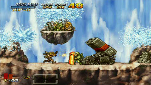 Metal Slug XX Screen 3