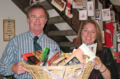 PTA Conf Basket of Book Winner