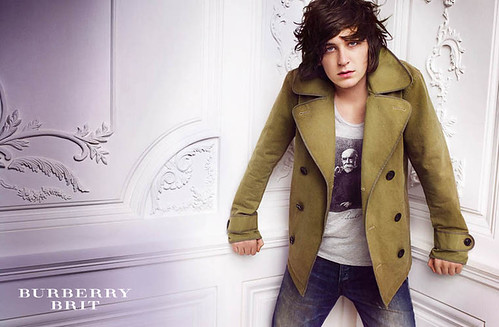 Burberry SS10 Ad Campaign0017(Geor@mh)