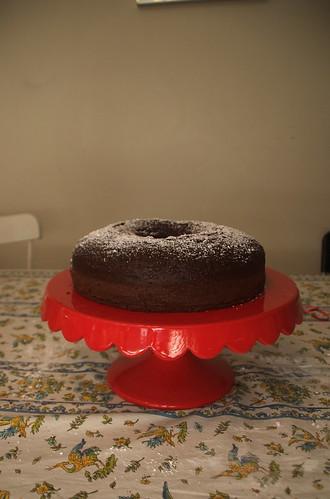 Tomas' birthday cake