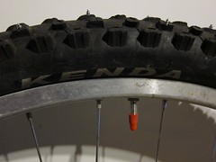 Homemade Studded Tires
