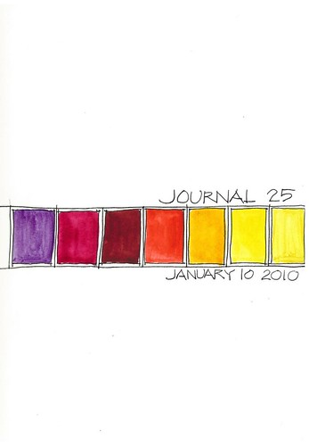 100112 Journal 25 titlepage