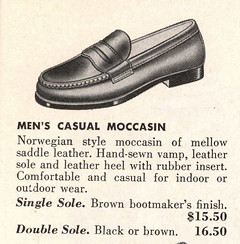 Men's Casual Moccasin