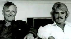 Christopher Isherwood e Don Bachardy (via web: http://www.youtube.com/watch?v=5hb5pFoAh-U)