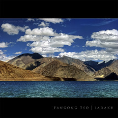 ~ Pangong Blues (CoSurvivor) Tags: india lake roadtrip himalaya himalayas ladakh changthang pangong pangongtso highaltitudelake cosurvivor spangmik