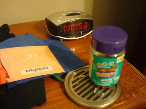 173/365--Bedside