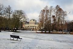 Snowy Amsterdam (Mary Hennessy) Tags: snow amsterdam vondelpark frozenlake