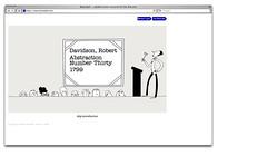 Blue Label Website (Gerard Doolan) Tags: art graphicdesign website artdirection doolan bluelabel artdealer gerarddoolan