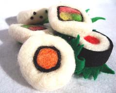 Sushi Magnet Set 2