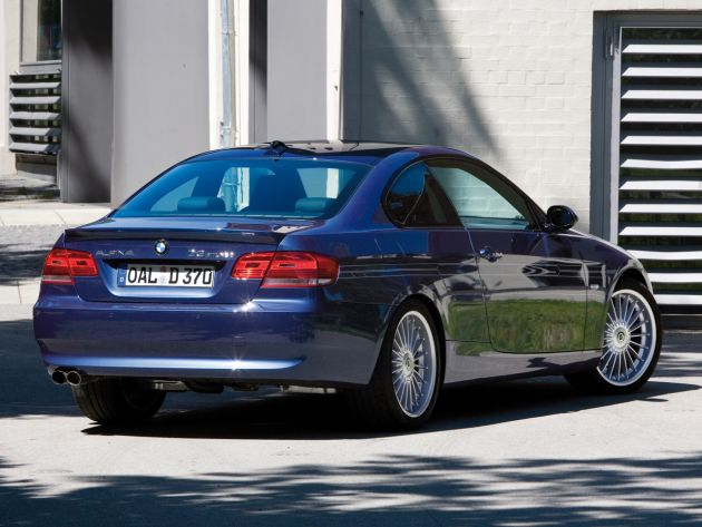 BMW ALPINA D3 BiTurbo