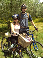Biking in wine country (martscrazyhorse) Tags: newzealand hawkesbay havelocknorth