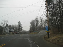 US Route 46 - New Jersey (Dougtone) Tags: road sign newjersey highway columbia route shield buttzville 011710