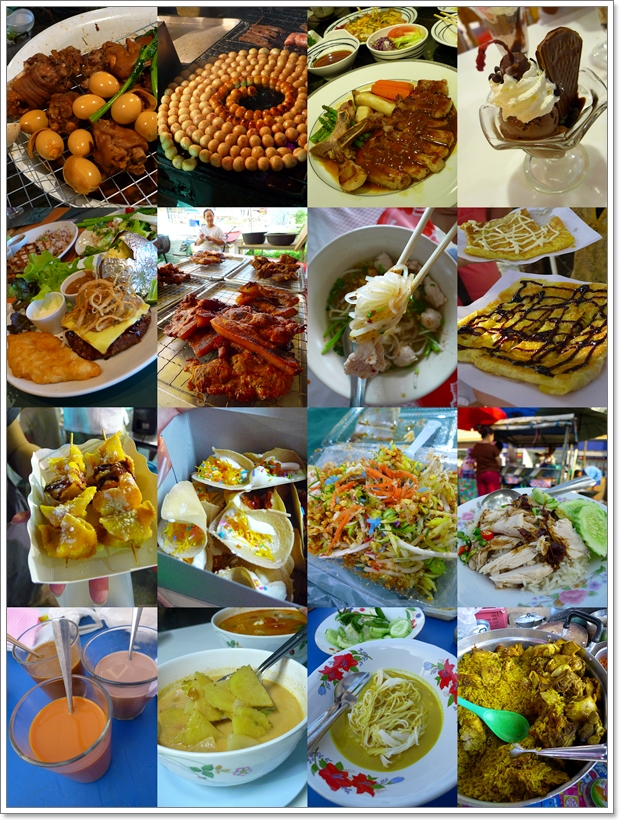 Collage Teaser Krabi Phuket Food