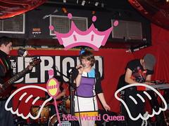 miss world queen
