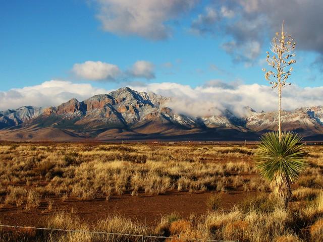 Portal Peak Chiricahua Mountains