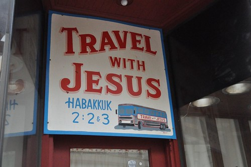 Travel with Jesus