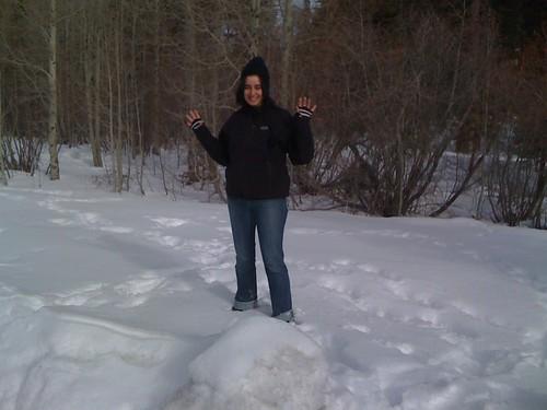 Nieve en Tahoe