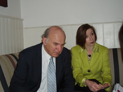 Vince Brunch 049 (Caledonian Lib Dems) Tags: shadow for with dr vince cable bridget business fox brunch local mp joined representatives vincebrunch