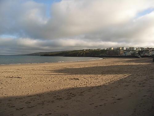 View of Peel Beach