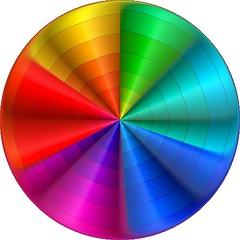 Rainbow cycle (Marco Braun) Tags: circle 3d rainbow amazingcircles colored colourful coloured bunt regenbogen cercle kreis opart dumpr arbig