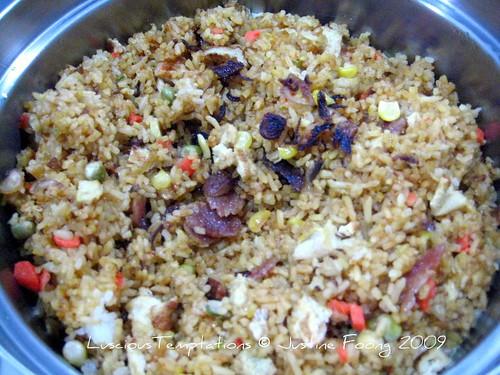 Fried Rice - New Year's Eve, Kuala Lumpur
