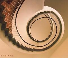 bricks (sediama (break)) Tags: brick stairs germany pentax staircase lübeck anbau treppenhaus backstein noframe mywinners k20d sediama igp7555 ©bysediamaallrightsreserved