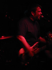 Patrick Costello (tigerlily watson) Tags: punk bass livemusic dillingerfour thefleece patrickcostello