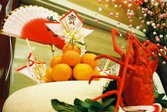 歌舞伎座*22年1月鏡餅